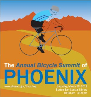Bicycle Summit in downtown Phoenix