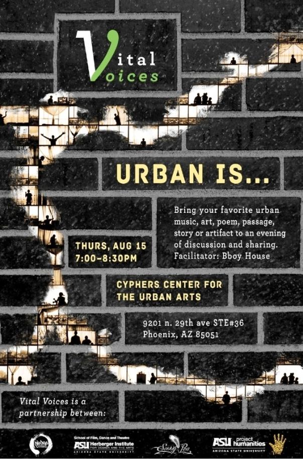 Vital Voices Urban event