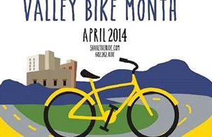 Details coming soon about Valley Bike Month. Bookmark this page for more information.
